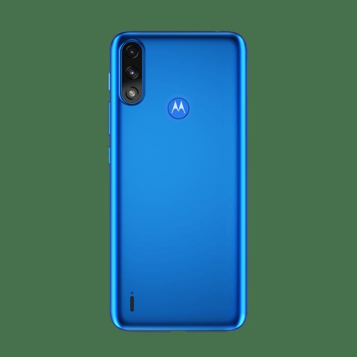 Smartphone-Moto-E7-Power-32GB-Imagem-Traseira-Azul-Metalico