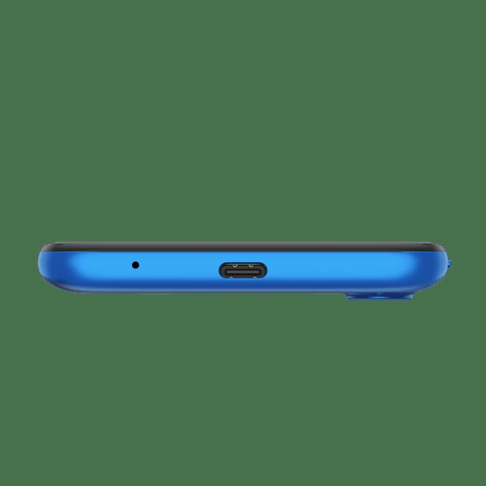 Smartphone-Moto-E7-Power-32GB-Imagem-das-entradas-Azul-Metalico