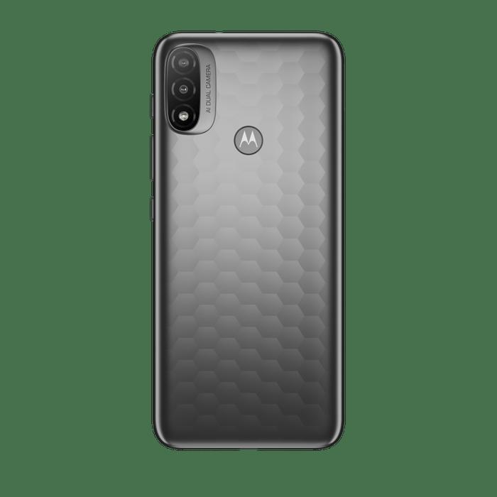 smartphone-moto-e-20-imagem-traseira-cinza